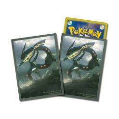 Pokemon Center Japan - Mega Rayquaza Premium Card Sleeves