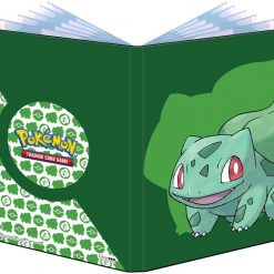 Pokemon Bulbasaur 9-pocket Portfolio