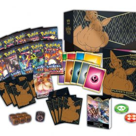 Veel nieuwe producten op voorraad: Hidden Fates Tins, ETB Plus, Shining Fates Minitins en meer