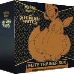Pokemon Sword and Shield Shining Fates Elite Trainer Box