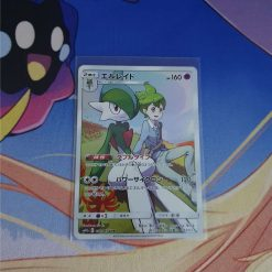 Pokemon Kaart Sun and Moon Dream League sm11b Wally's Gallade