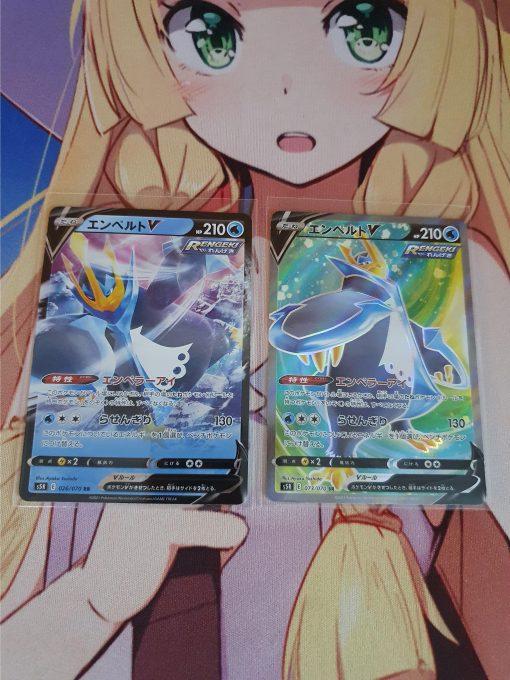 Pokemon Kaarten Set Empoleon V en Secret Rare Rapid Strike Master