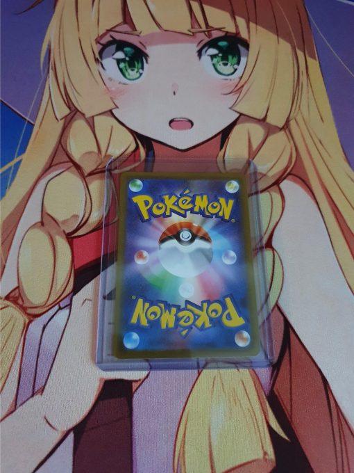 Pokemon Kaart Phoebe Secret Rare 080/070 Single Strike Master