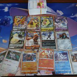 Pokemon S1H Sword & Shield Shield 148 Kaarten Inclusief 6 V en 8 Holokaarten