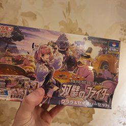 Pokémon Center Exclusive Special Double Fighter Klara & Avery Set Japans