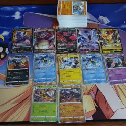 Pokemon S5a Sword & Shield Double Fighter 140 Kaarten Inclusief 5 V en 7 Holokaarten