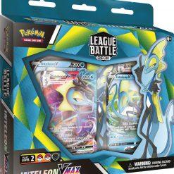 Pokemon Kaarten Inteleon VMAX League Battle Deck
