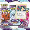 Pokemon Chilling Reign 3 Booster Blister Snorlax