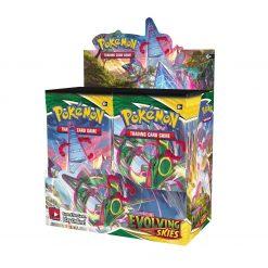 Pokemon Sword and Shield Evolving Skies booster box