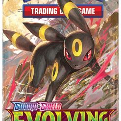Pokemon Sword and Shield Evolving Skies booster pack 4