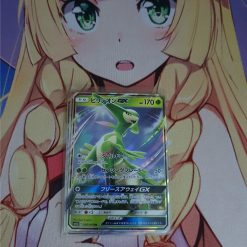Pokemon Kaart Virizion GX 006/060 Thunderclap Spark (Japans)