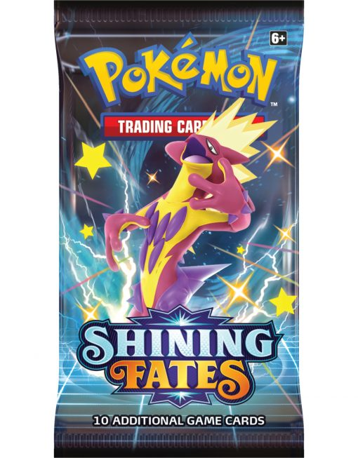 shining fates booster pack 4