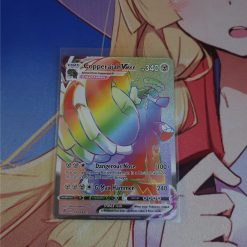 Pokemon Kaart Copperajah VMAX Rainbow Rare 199/192 Rebel Clash