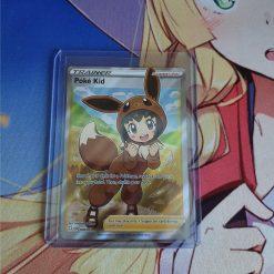 Pokemon Kaart Poké Kid 070/072 Shining Fates