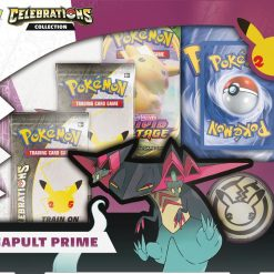 Pokemon Celebrations Collection Box Dragapult Prime 2