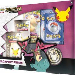 Pokemon Celebrations Collection Box Dragapult Prime 3