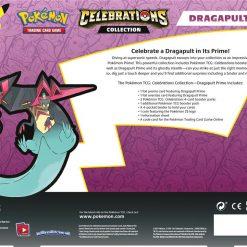 Pokemon Celebrations Collection Box Dragapult Prime 4