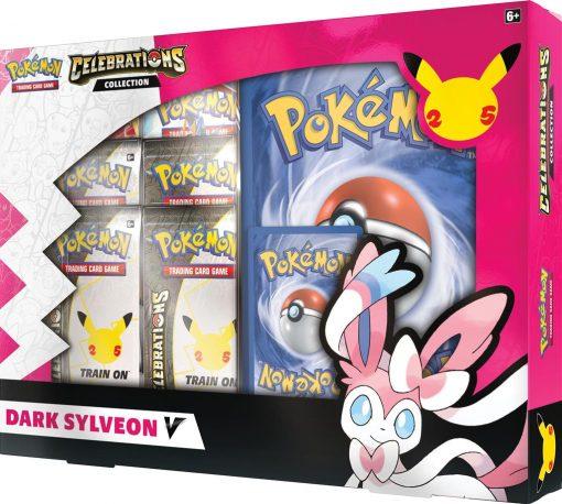 Pokemon Celebrations Collection Dark Sylveon V 4
