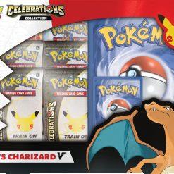 Pokemon Celebrations Collection Lance's Charizard V 2