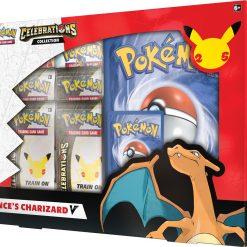 Pokemon Celebrations Collection Lance's Charizard V 4
