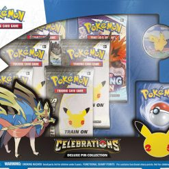 Pokemon Celebrations Deluxe Pin Collection 2