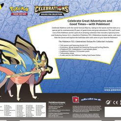 Pokemon Celebrations Deluxe Pin Collection 3