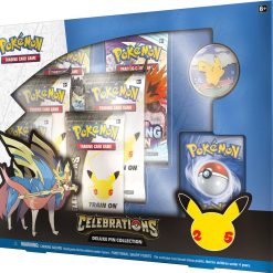 Pokemon Celebrations Deluxe Pin Collection 4