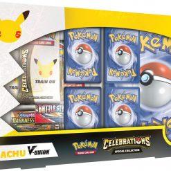 Pokemon Celebrations Pikachu V-Union Special Collection 1