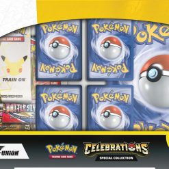 Pokemon Celebrations Pikachu V-Union Special Collection 2