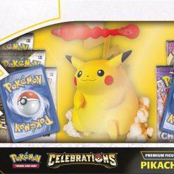 Pokemon Celebrations Pikachu VMAX Figure Collection 2