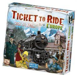 Ticket to Ride Europe (bordspel)