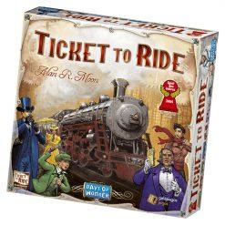 Ticket to Ride USA (bordspel)