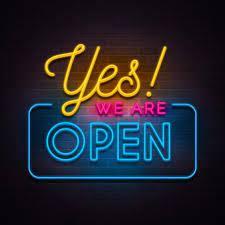 Zaterdag 21 augustus geopend