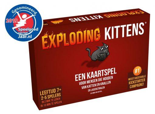 Exploding Kittens (gezelschapsspel)