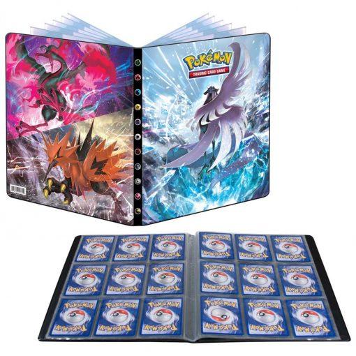 Pokemon Chilling Reign 9-Pocket portfolio