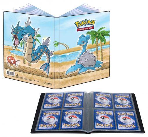 Pokemon Gallery Series Seaside 4-Pocket portfolio
