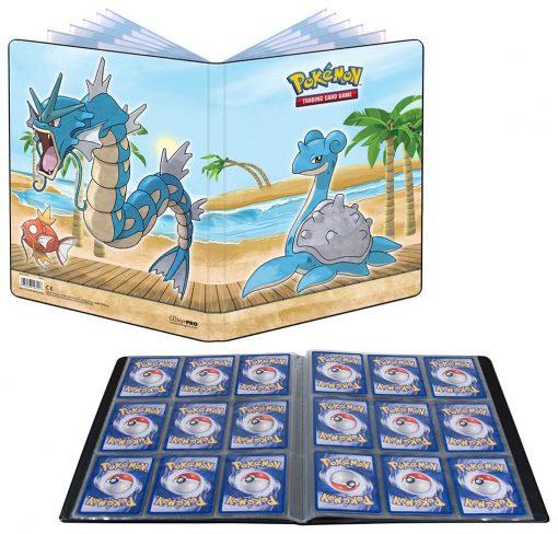 Pokemon Gallery Series Seaside 9-pocket portfolio