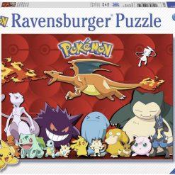 Pokémon Puzzel 100 Stukjes (Ravensburger)
