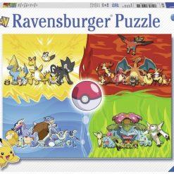 Pokémon Puzzel 150 Stukjes (Ravensburger)