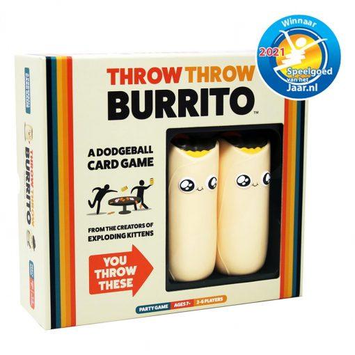 Throw Throw Burrito (gezelschapsspel)