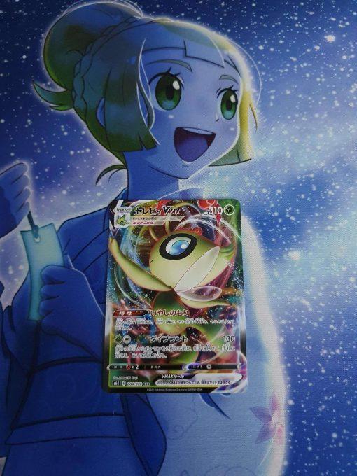 Pokemon Kaart Celebi VMAX 079/070 Jet Black Geist