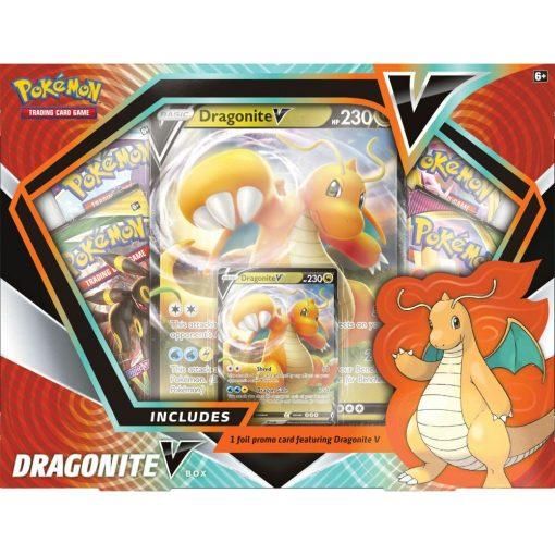 Pokemon Kaarten Dragonite V Box