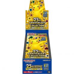 Pokémon Sword and Shield 25th Anniversary Collection Booster Box