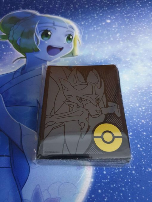 Pokemon Elite Trainer Box Plus Zacian Sleeves