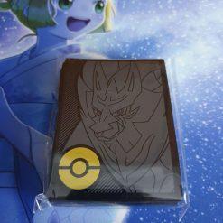 Pokemon Elite Trainer Box Plus Zamazenta Sleeves
